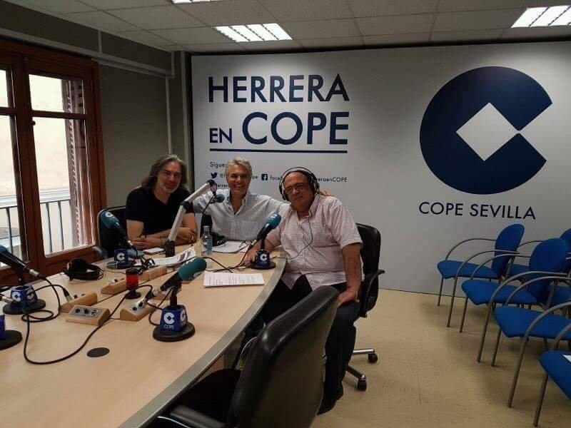 Agustin Bravo – Cope Radio Sevilla